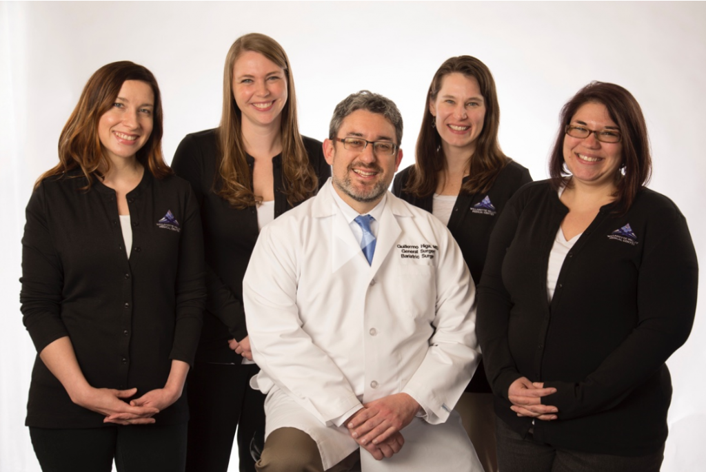Willamette Valley Medical Center's Bariatric Team